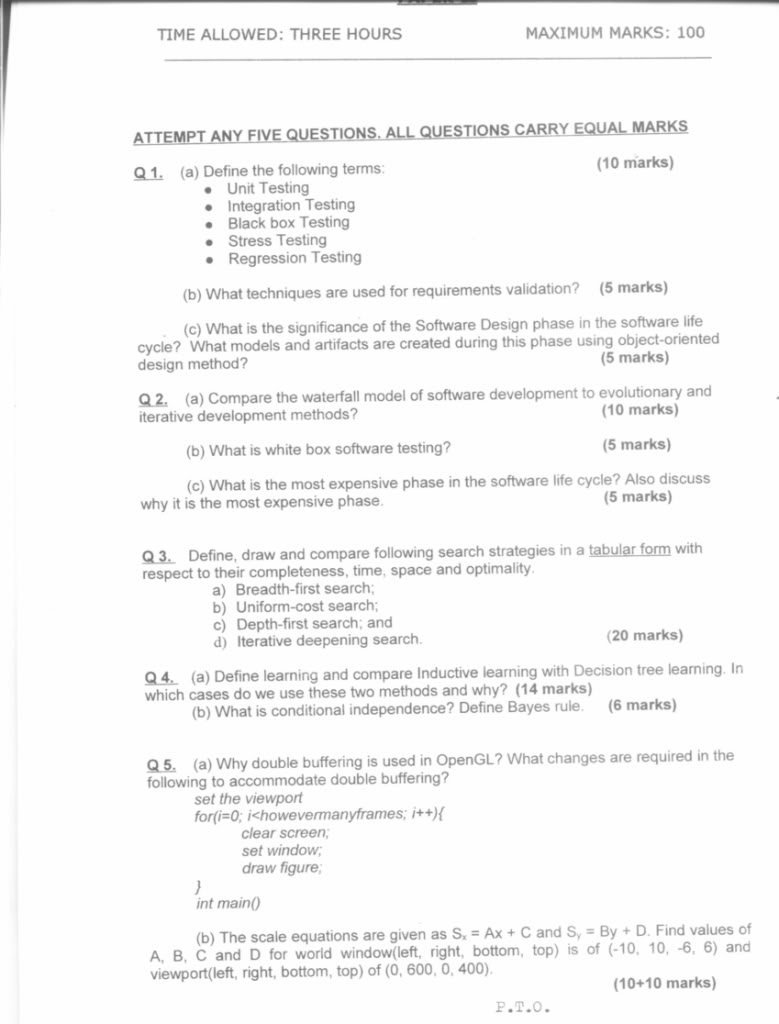 Computer science term paper