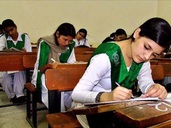 Intermediate examination BISE Multan Board HSSC Part 2 (FA, FSc) Result 2011