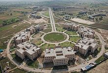 Main Hafiz Hayat Campus