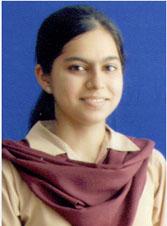 Hafsa Jawed (Aga Khan Board Inter 2nd Position)