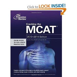 MCAT Test 2013