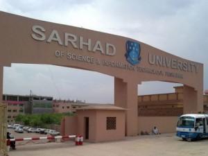 Sarhad University Admissions 2013