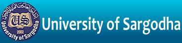 Sargodha University Logo