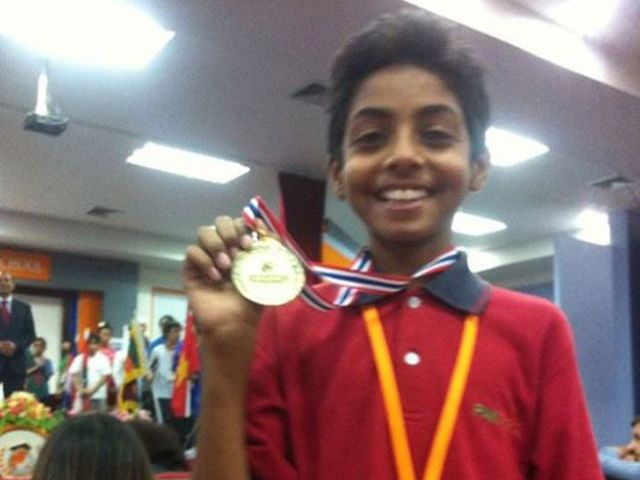 Pakistani Student Wins Gold Medal In International Math Competition