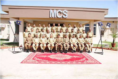 Military College Sui Admissions Test Result 2017