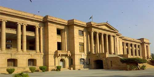 SHC Restriction Sindh Government New Entry Test Date