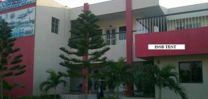 ISSB Test Center