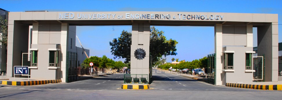 NED University Bachelor Engineering Test 2017